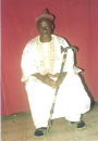 His Royal Highness Chief-Godfred Tassah